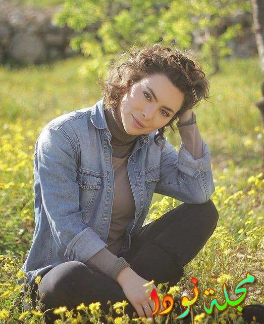 الفنانة ستيفاني صليبا ( سمارة )