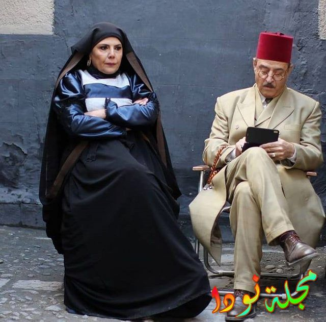 الفنان بسام كوسا والفنانة صباح الجزائري