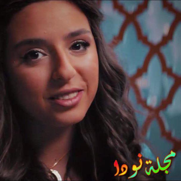 الممثلة المصرية سارة عبد الرحمن