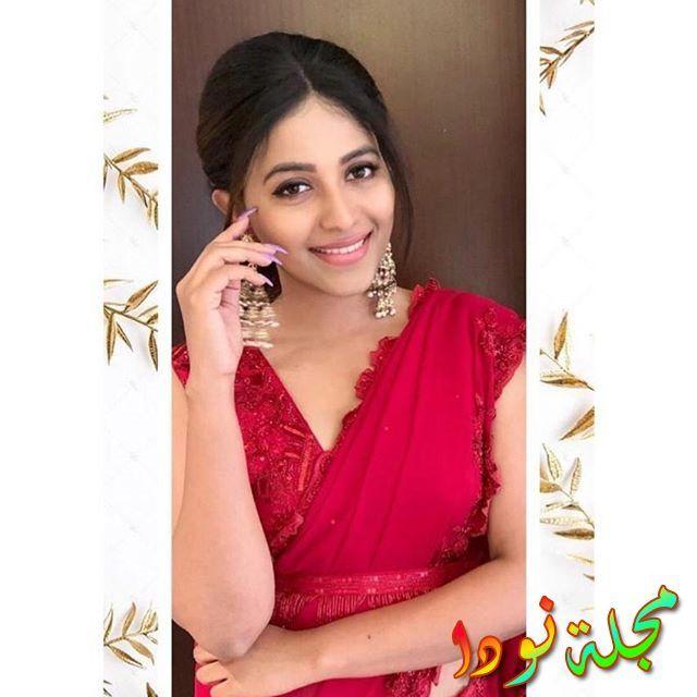 الممثلة الهندية أنجالي