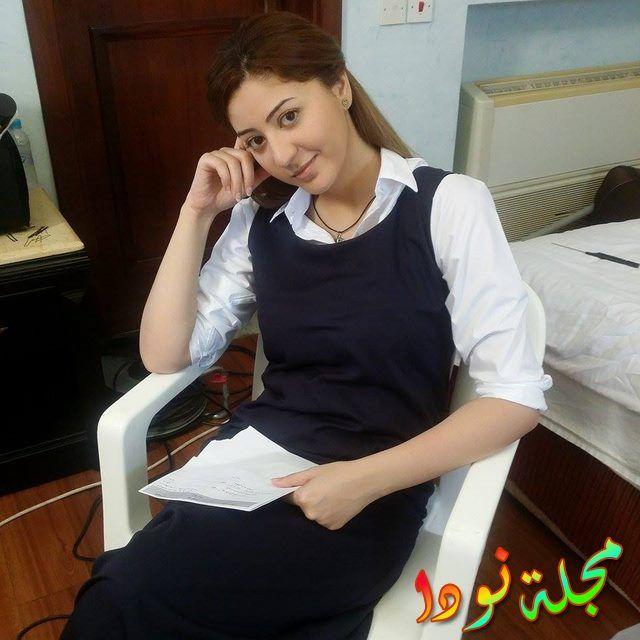 الممثلة لمار السعودية