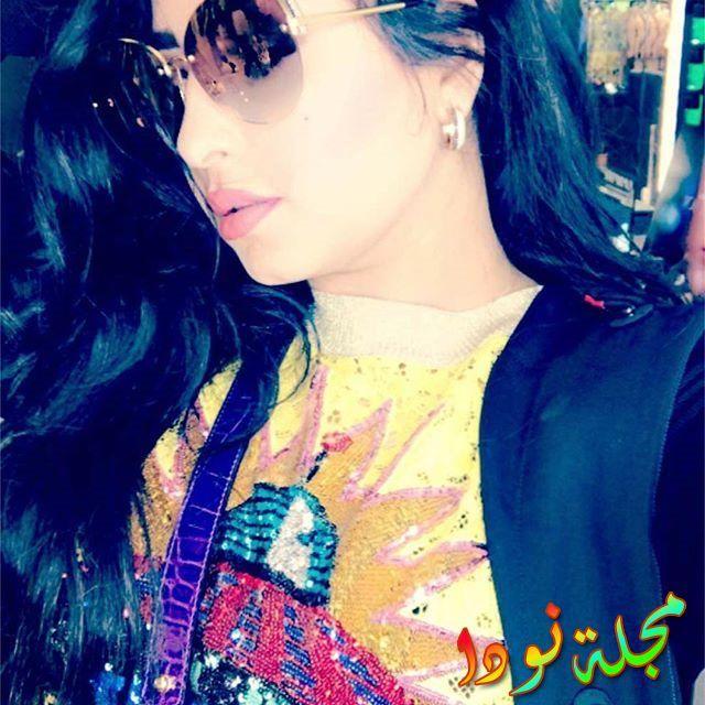 الممثلة مهرة إنستقرام