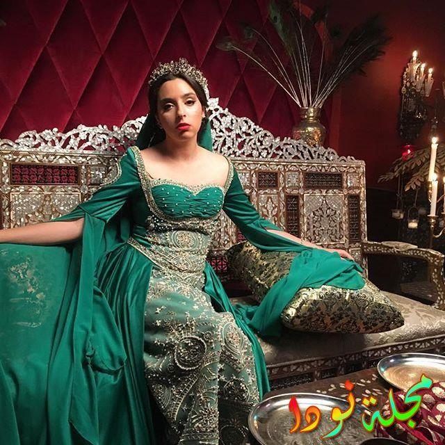 سارة عبد الرحمن في شهرزاد