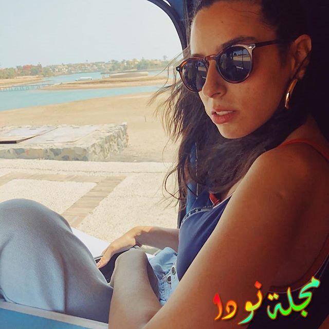 صورة جديدة للفنانة سارة عبد الرحمن