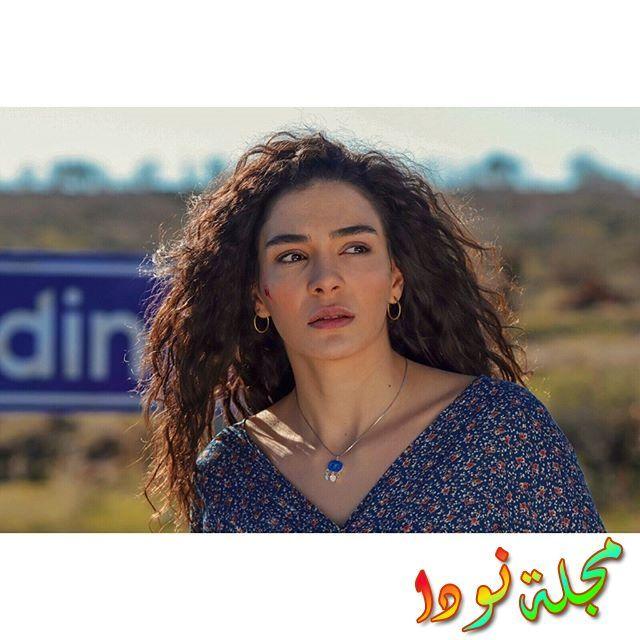 ممثلة تركية بطلة مسلسل عروس إسطنبول