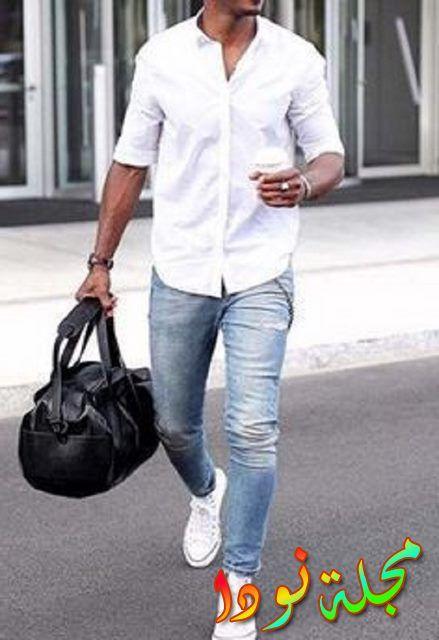 الشياكة والأناقة في ملابس الرجال