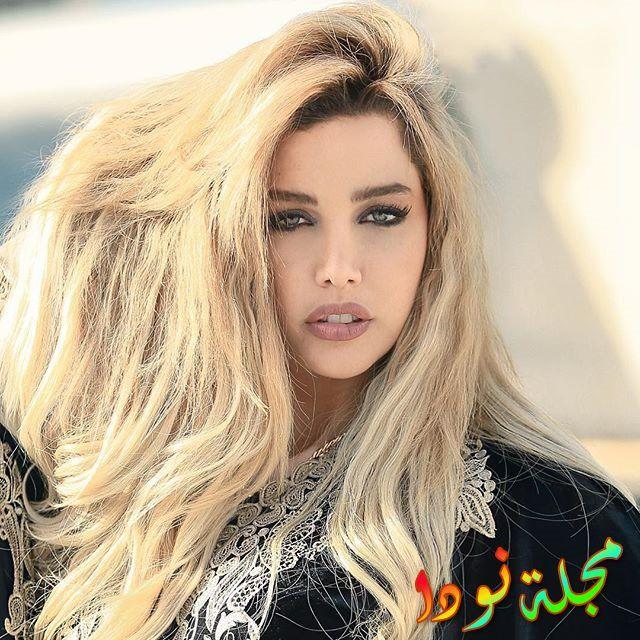 المغنية اللبنانية دانا حلبي
