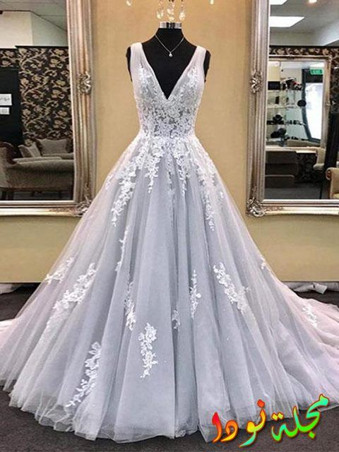 تصميم جميل للعروسات