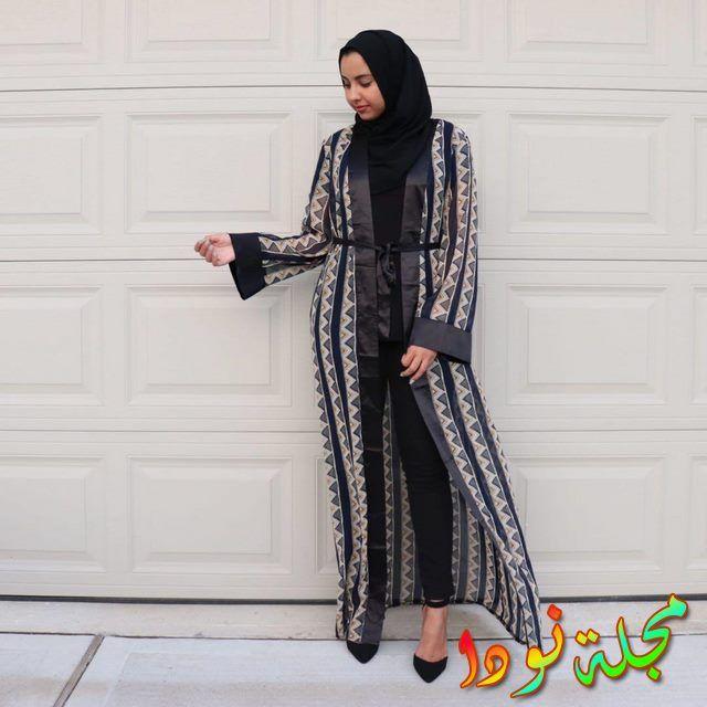 329771fc4 عبايات 2019 بناتي للعيد