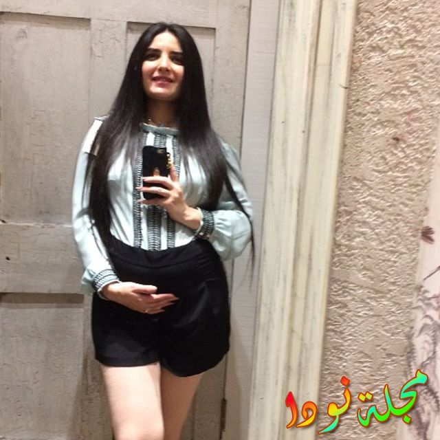 ياسمين الجيلاني حامل