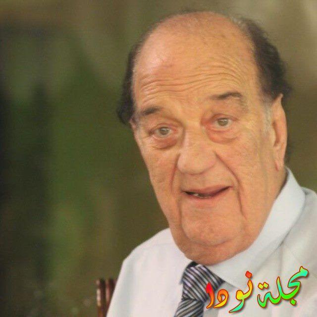 الأستاذ حسن حسني في إحدى مسلسلاته