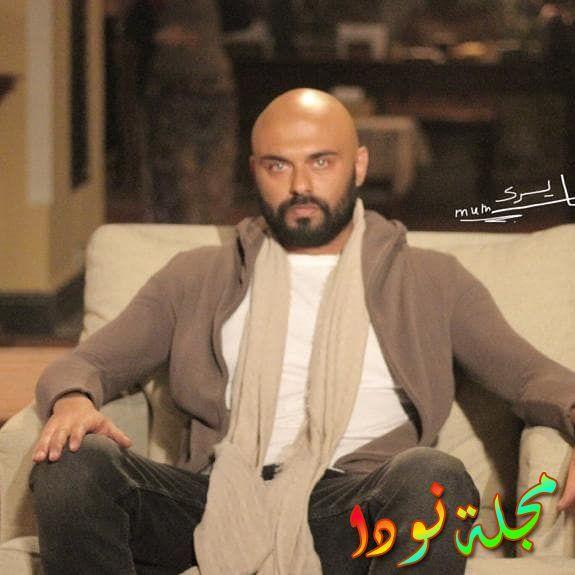الممثل أحمد صلاح حسني