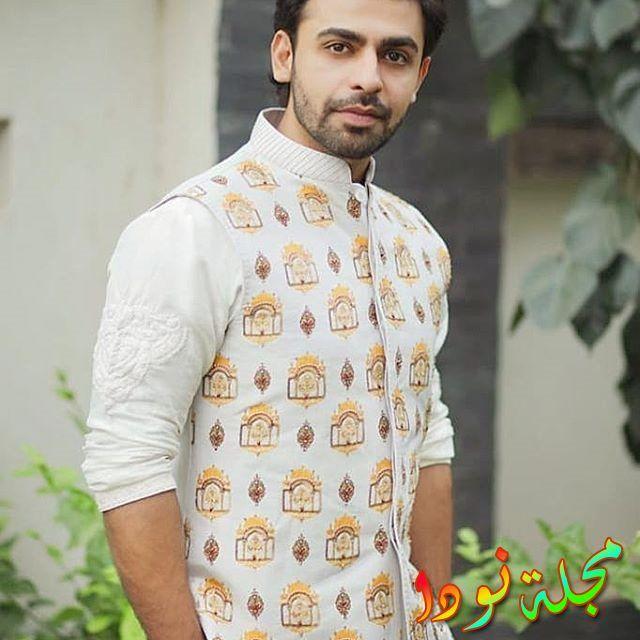 الممثل الباكستاني فرحان سعيد