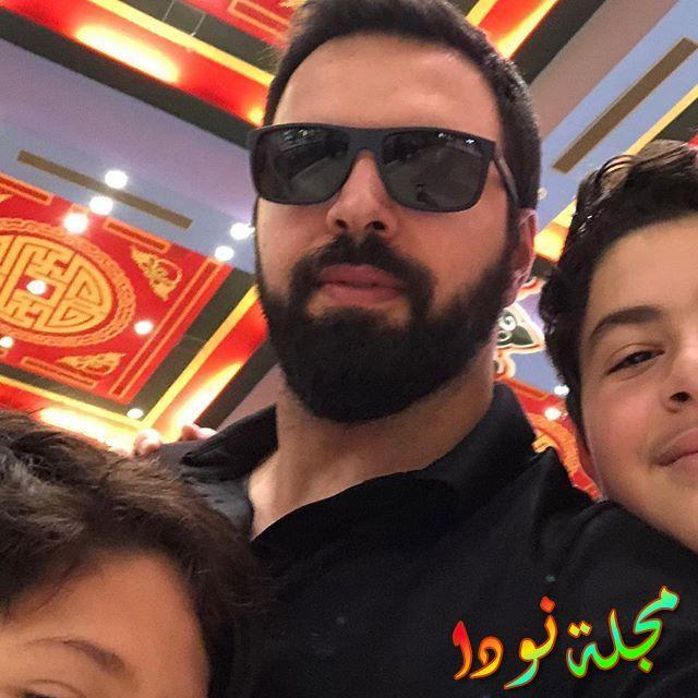 تيم حسن وأولاده