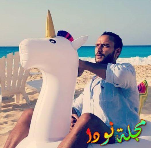 صورة أحمد خالد صالح كوميدية