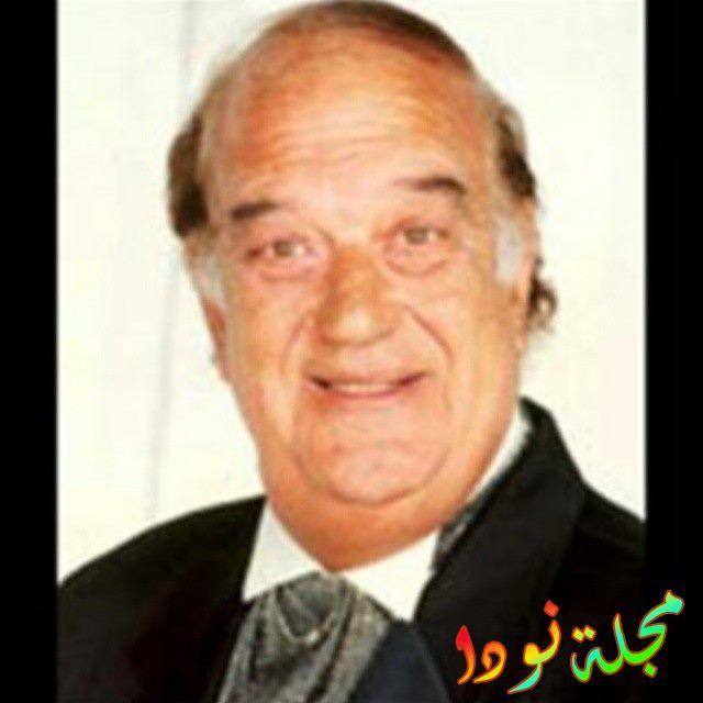 صورة قديمة لحسن حسني
