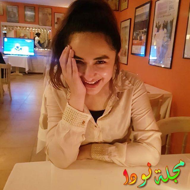 Yumna Zaidi 2019