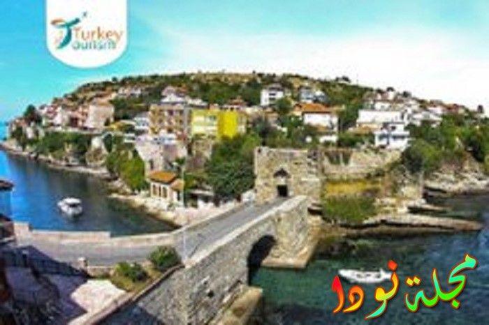 أحدى أجمب مناطق التصوير في تركيا