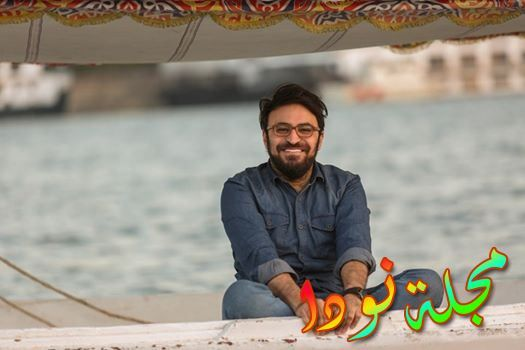 أحمد يونس على البحر