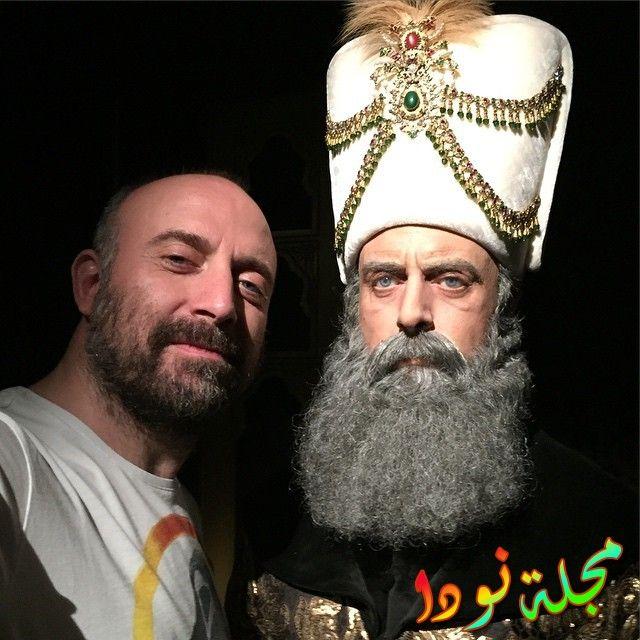 الفنان الكبير خالد إرجين