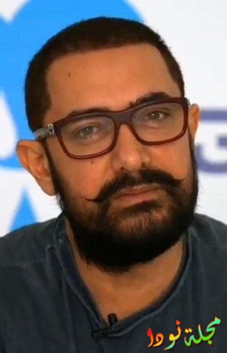 الفنان الهندي المسلم عامر خان