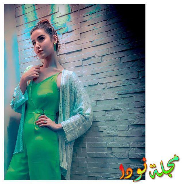 الممثلة الباكستانية حريم فاروق