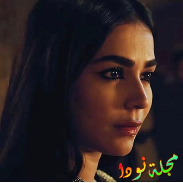 الممثلة الجميلة بطلة الدراما الباكستانية