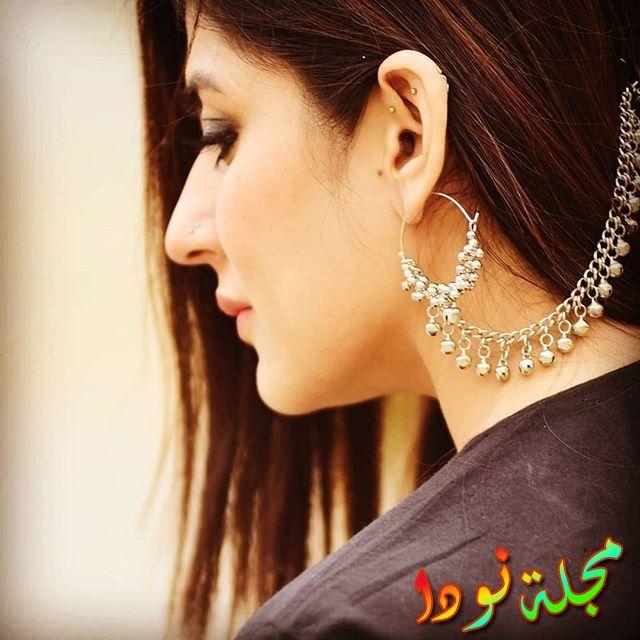 الممثلة Sanam Baloch