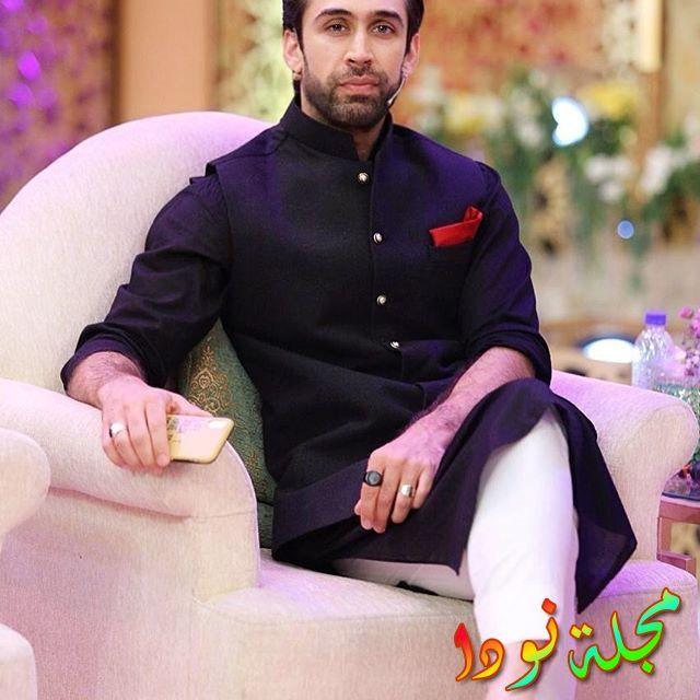 الممثل الباكستاني علي رحمن خان