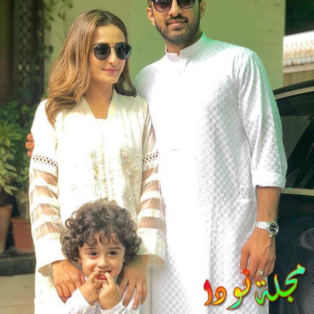 صورة عائلة مومل شيخ