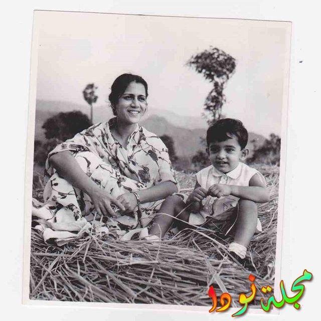 صورة عامر خان وهو صغير