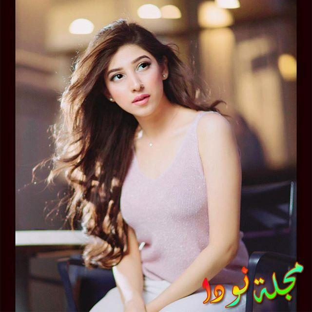 مريم نفيس الممثلة الباكستانية