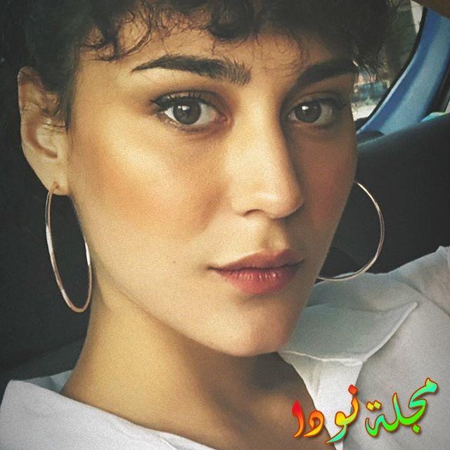 ميرفي ممثلة وفنانة شابة تركية