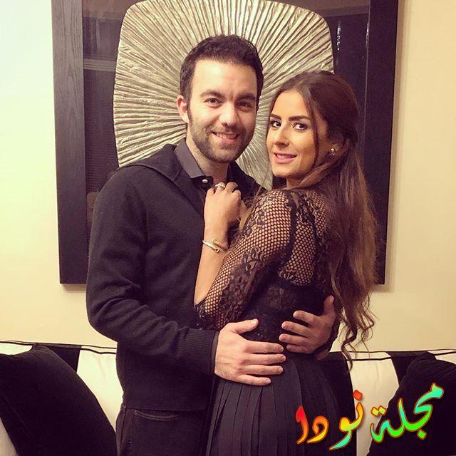أجبر زوجته الفنانة ريهام أيمن على الاعتزال بعد زواجهما