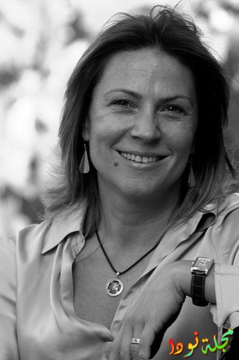 الكاتبة ماهينور ارغون كاتبة سيناريو ماريا ومصطفى