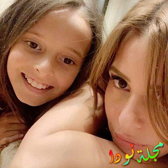 صةرة ابنة إيمان العاصي