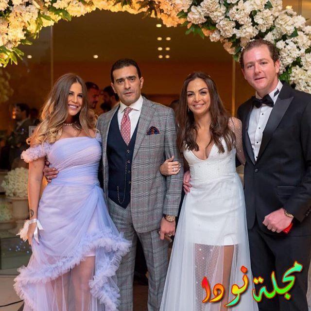 طارق جميل زوج منة حسين فهمي الثالث