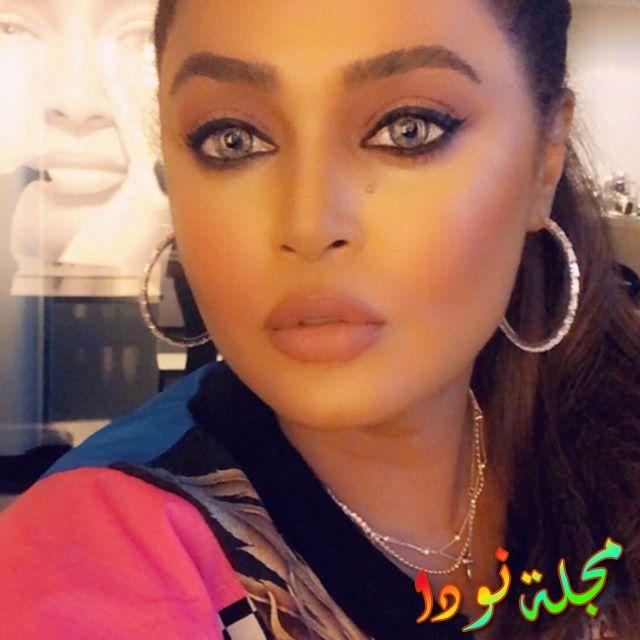 فنانة سعودية معروفة