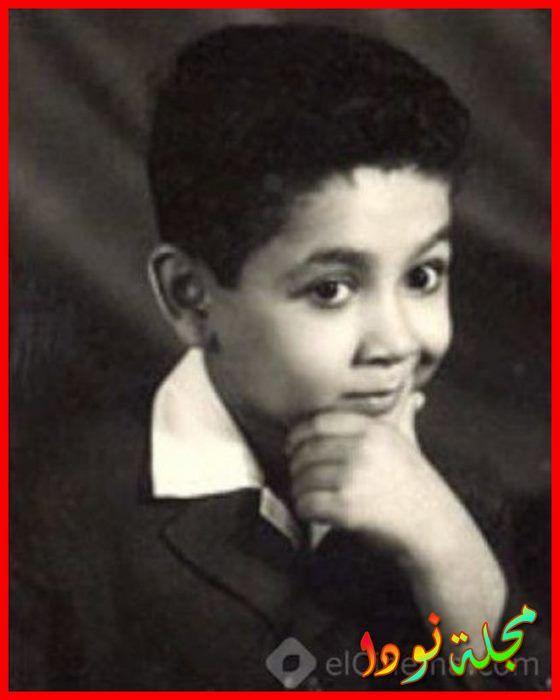 أحمد فرحات صورة قديمة جدا