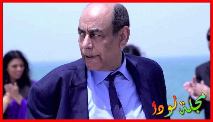 الفنان أحمد بدير