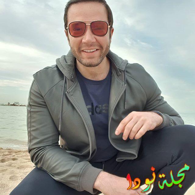 المذيع المصري تامر شلتوت