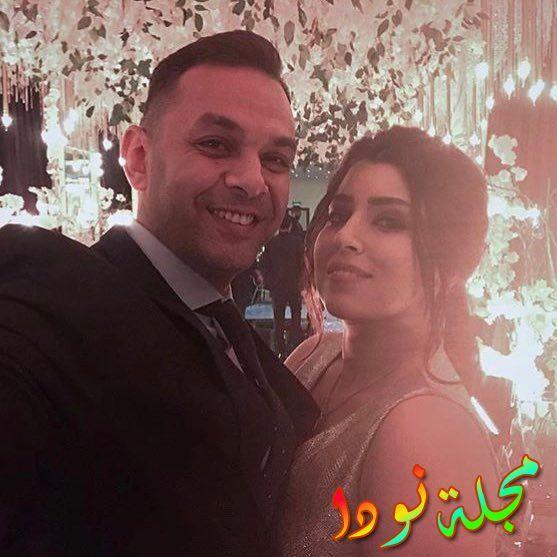 زوج آيتن عامر عز العرب