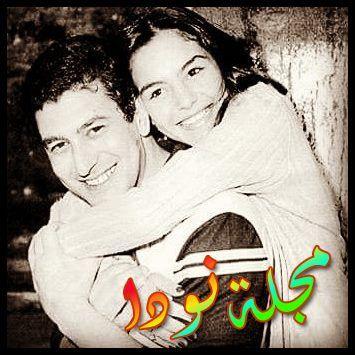 صورة تجمع شريهان مع شقيقها