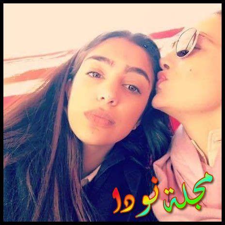 صورة شريهان مع ابنتها