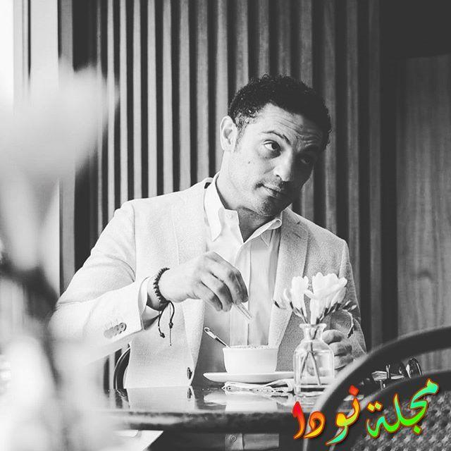 محمد علي صاحب شركة أملاك وممثل