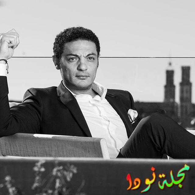 الفنان محمد علي معلومات و صور وتقرير كامل