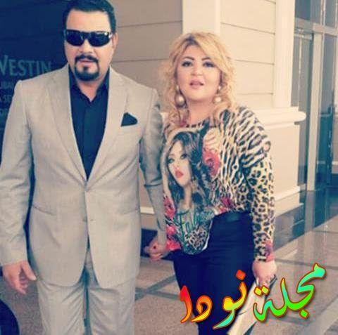 معلومات عن مها أحمد وزوجها