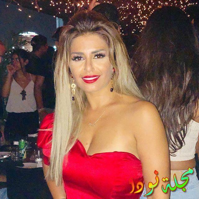 منة فضالي في عيد ميلادها ال 33