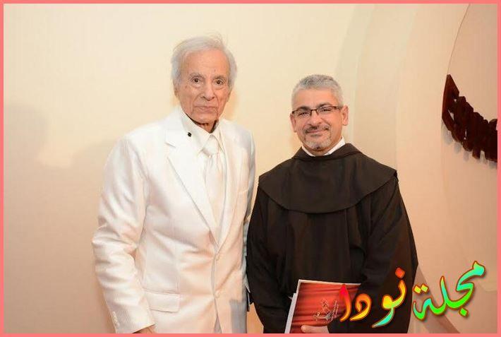 آخر ظهور للفنان سعيد عبد الغني