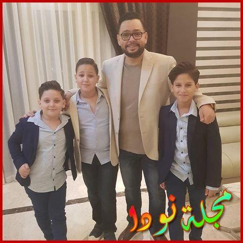 احمد له ثلاث أولاد ذكور وبنت واحدة